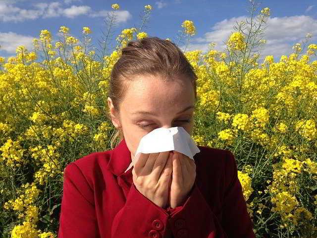 Rinite allergica, i nostri consigli