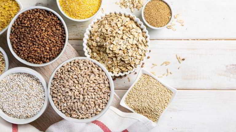 I cereali: le virtù di orzo, farro, riso e non solo
