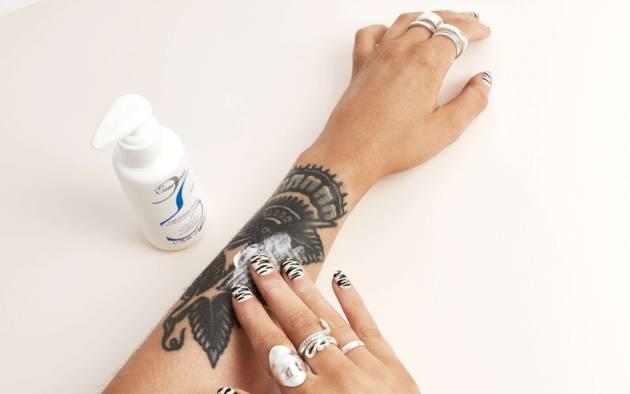 Quale crema usare dopo i tatuaggi?