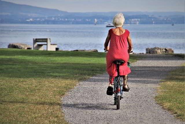 Bicicletta, per sentirsi bene e per la riabilitazione