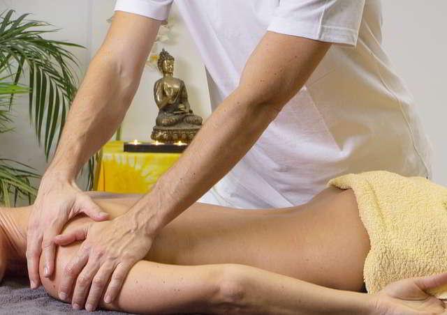 Il massaggio anticellulite