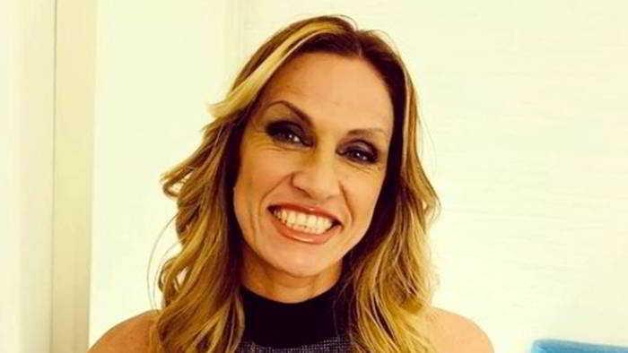 Annalisa Minetti torna a 'vedere':