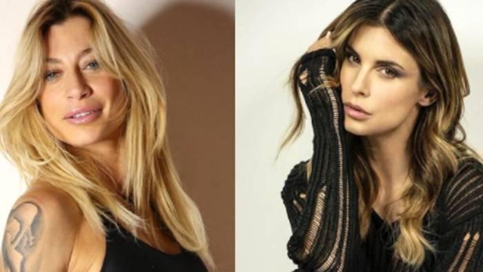 Elisabetta Canalis e Maddalena Corvaglia hanno litigato, il motivo svelato in tv