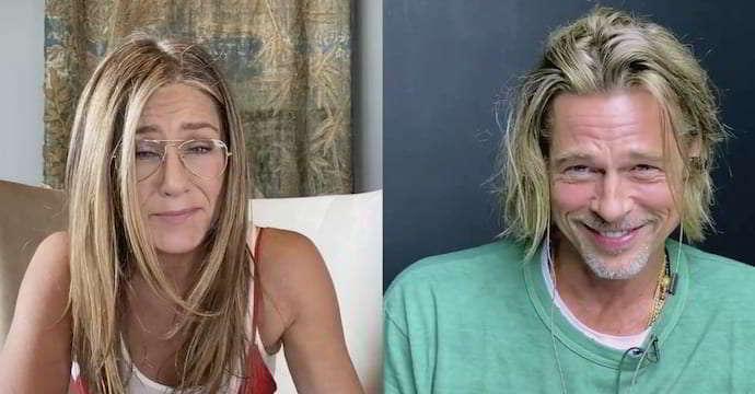 Jennifer Aniston ha rivelato in che rapporti è oggi con Brad Pitt