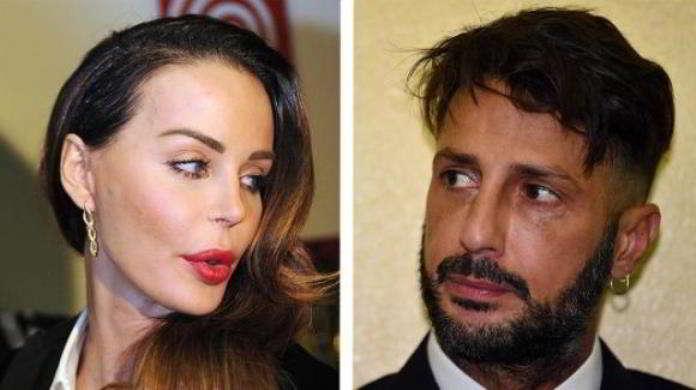 Tra Nina Moric e Fabrizio Corona è guerra: