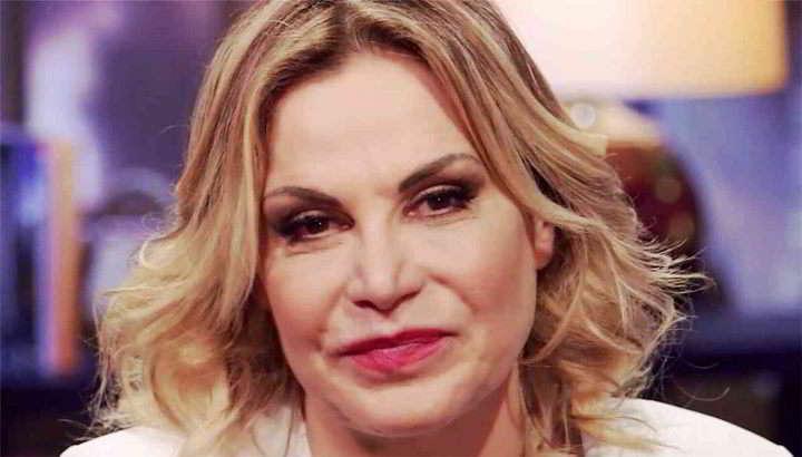 Simona Ventura difesa dalla fidanzata dell'ex Bettarini
