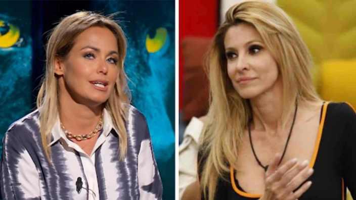 GFVip, Adriana Volpe smentisce la rivalità con Sonia Bruganelli