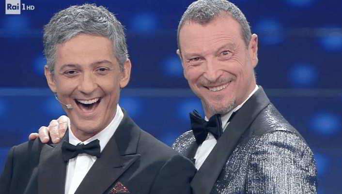 Sanremo 2022, Amadeus conferma la presenza di Fiorello
