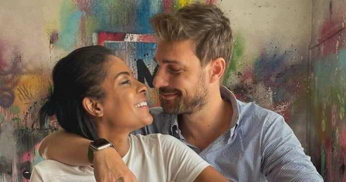 Georgette Polizzi e Davide Tresse aspettano un figlio: l'annuncio