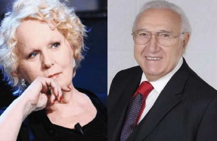 Katia Ricciarelli e Pippo Baudo?