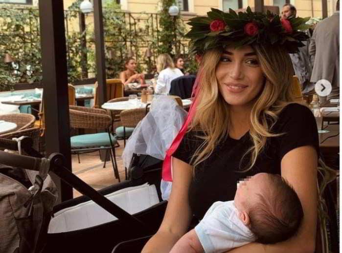 Sara Scaperrotta si è laureata con baby-Zaniolo in braccio