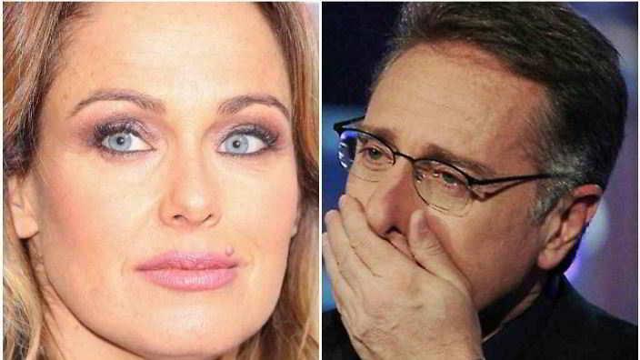 Sonia Bruganelli infilzata da Paolo Bonolis: