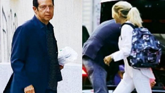 Maddalena Corvaglia (ri)beccata con Paolo Berlusconi: le foto del weekend fuori porta