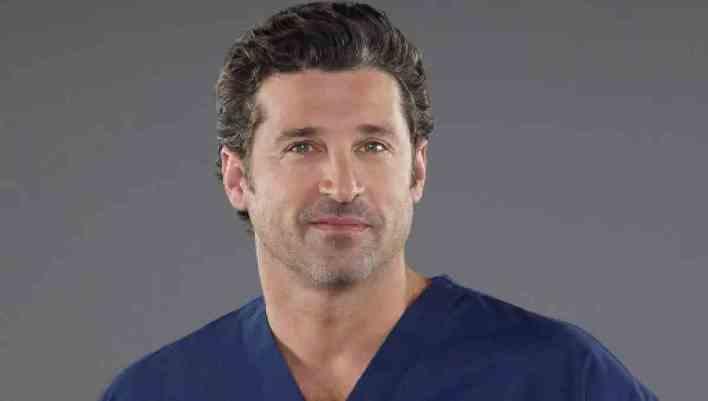 Grey's Anatomy: Patrick Dempsey cacciato via?