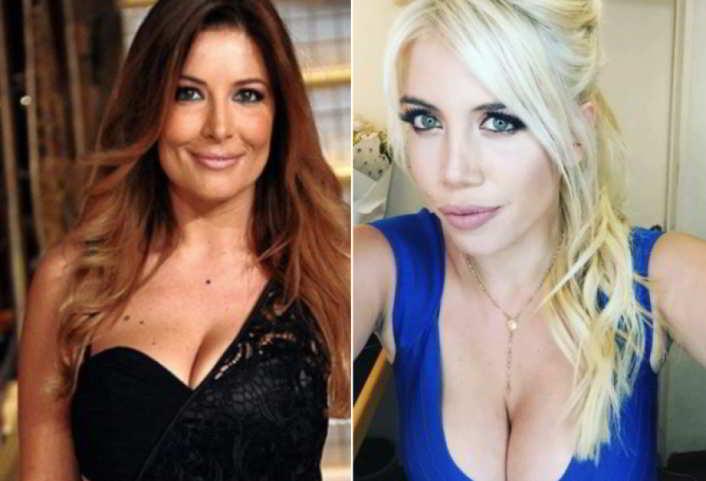 Selvaggia Lucarelli contro Wanda Nara sul caso Icardi: