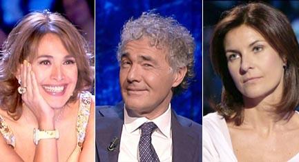 Amore finito tra Giletti e la Moretti, colpa di Barbara D'Urso?
