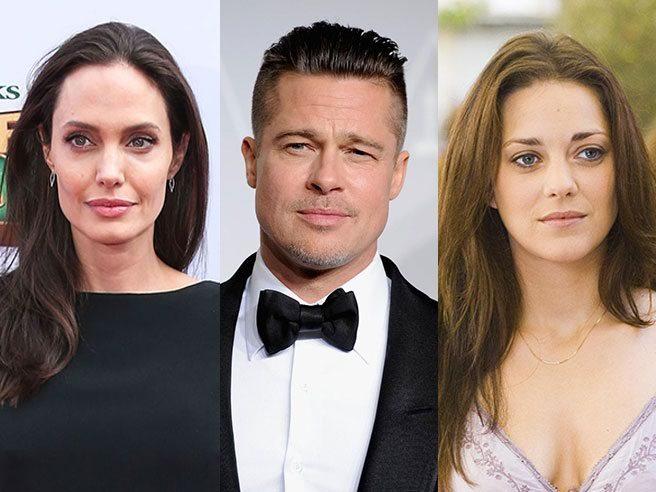 Divorzio di Brad Pitt e Angelina Jolie: colpa di Marion Cotillard?