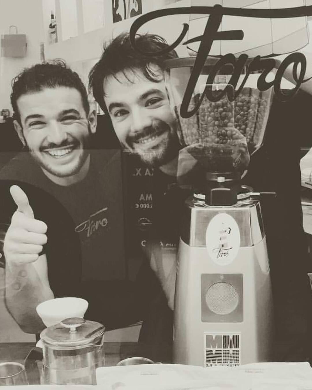 Il Faro, i piacioni del caffè che piace