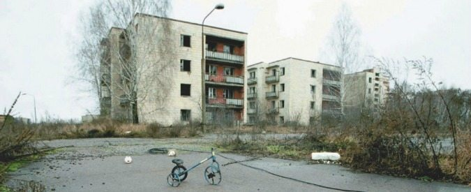 26 APRILE 1986. CHERNOBYL