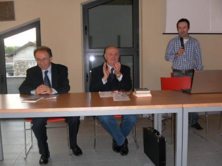 """Presentazione del libro """"Il presindente Oscar Luigi Scalfaro"""""""